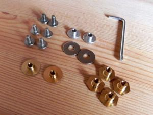 Picture of Screw set